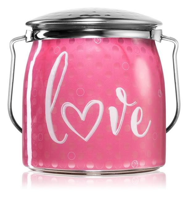 Milkhouse Candle Co. Creamery Love vonna sviečka