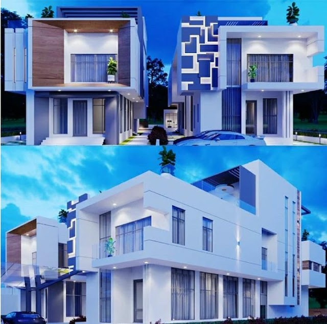 Pinnock Beach Estate- Lekki: 5bedroom Detached with BQ