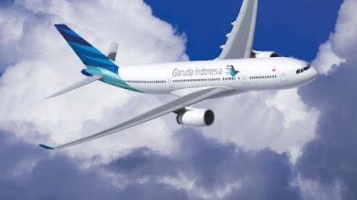 Rugi Garuda Indonesia Bengkak Jadi Rp 12,8 T