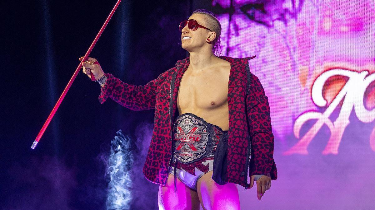IMPACT Wrestling estaria sem planos para Ace Austin
