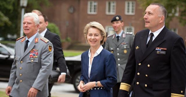 Universität der Bundeswehr weigert sich, Nationalhymne zu spielen