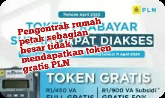 Token-gratis-pln