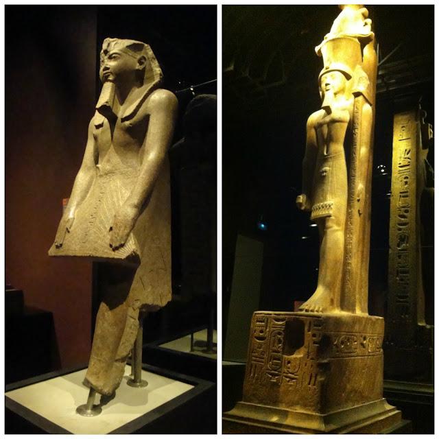 Como aprender a gostar de museus? Museu Egípcio em Turim