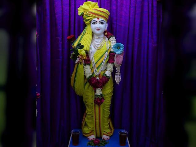 swaminarayan real photo