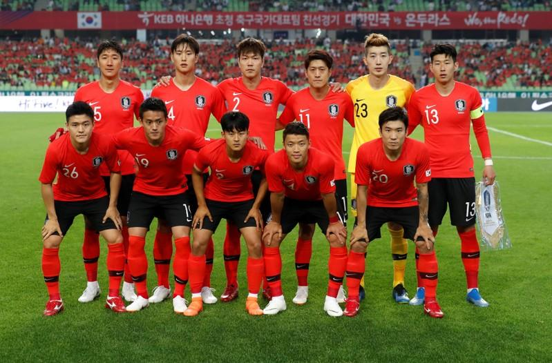 South Korea 2-0 Honduras Report K League Coach