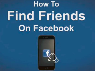 How to Locate Friends on Facebook