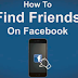 Search Friends On Facebook