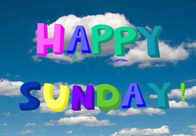 Happy Sunday Wallpapers And Pictures