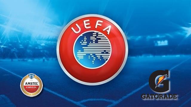 Amstel y Gatorade también apuestan por la UEFA