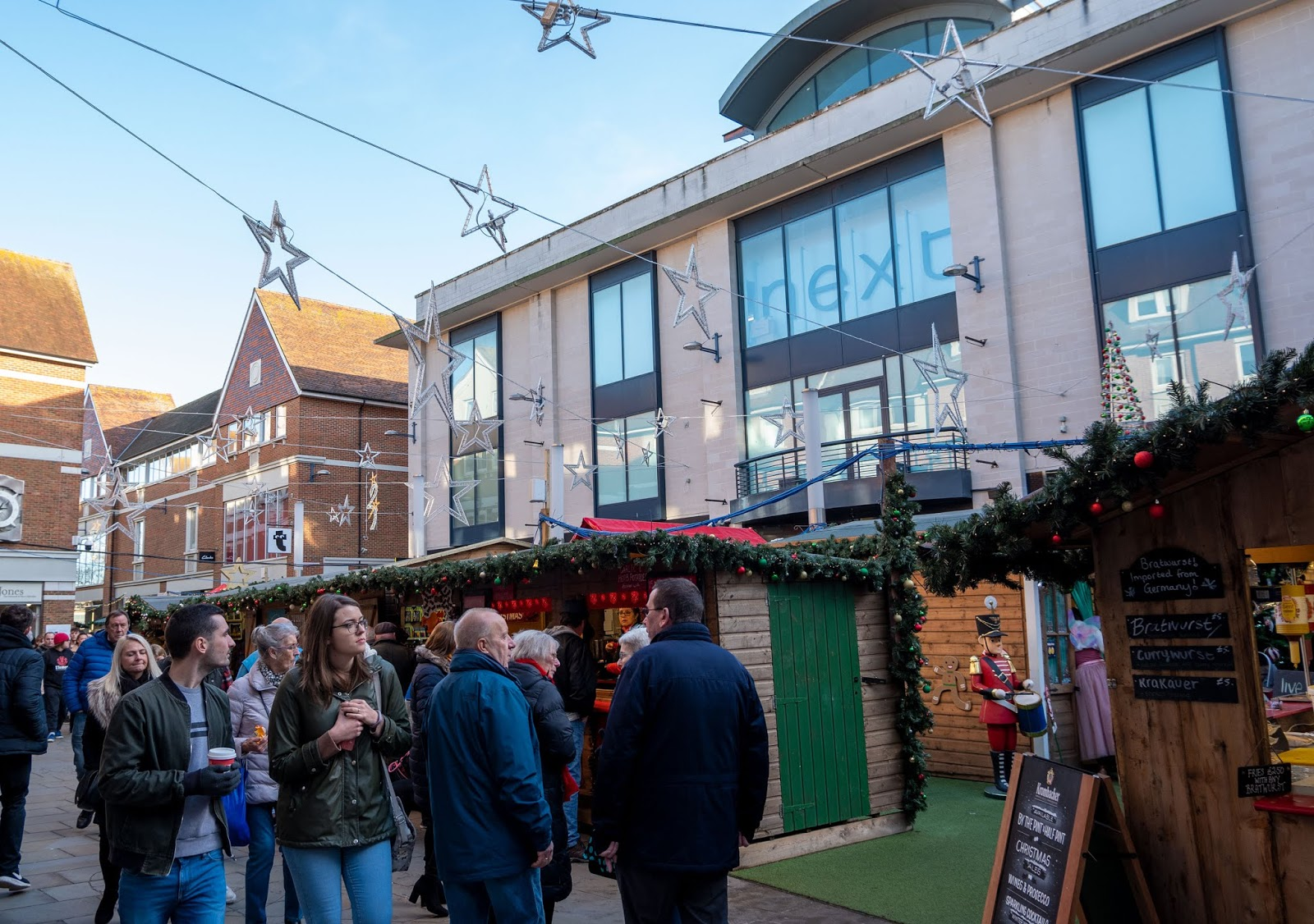 The 2019 Canterbury Christmas Market