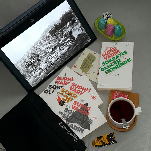 Sokratis Ölüler Şehrinde - Suphi Varım