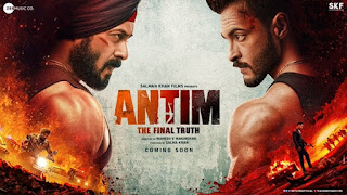 Antim – The Final Truth First Look Poster 1