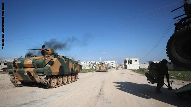 تركيا تعلن مقتل 2 من جنودها في إدلب.. وتعزيزات عسكرية أمريكية جديدة في سوريا