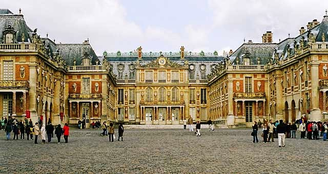 Versailles Castle Paris