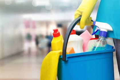 Dibutuhkan 2 karyawan cleaning servis wanita di Yogyakarta