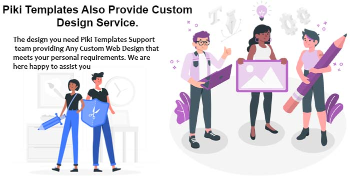 Piki Templates Illustrator Info