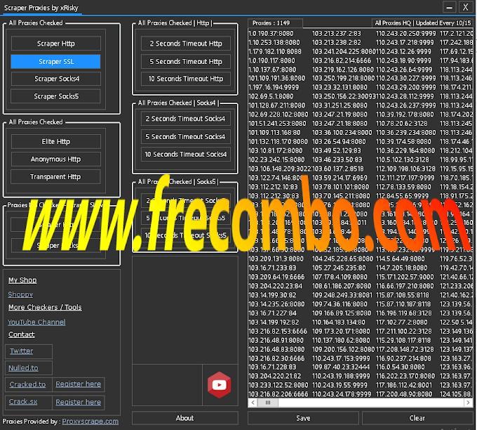 Proxy Tools by xRisky v1.0