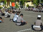Untuk Kelancaran Pengamanan Pilkada Situbondo 2020, Polres Situbondo Gelar Doa Bersama