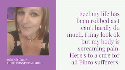 people living with fibromyalgia