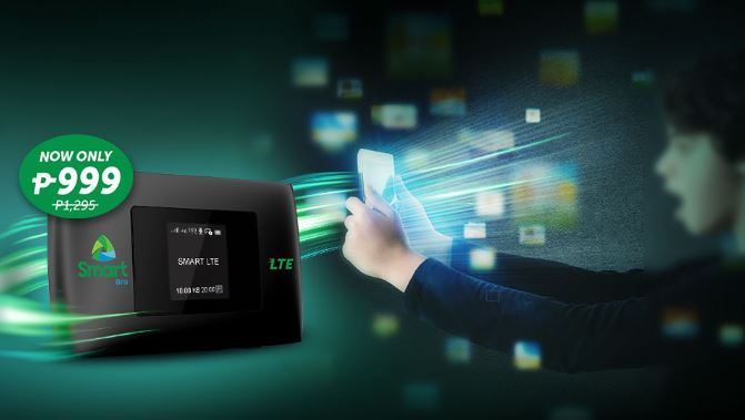 How to get Smart Bro LTE Pocket WiFi delivered to your house