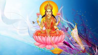 लक्ष्मीजी की कैसी फोटो है शुभ और कैसी है अशुभ