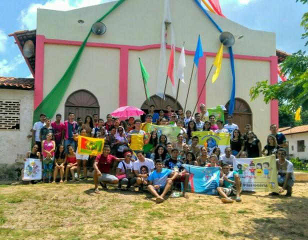 Timbiras Maranhão sedia II Missão Diocesana da IAJUM