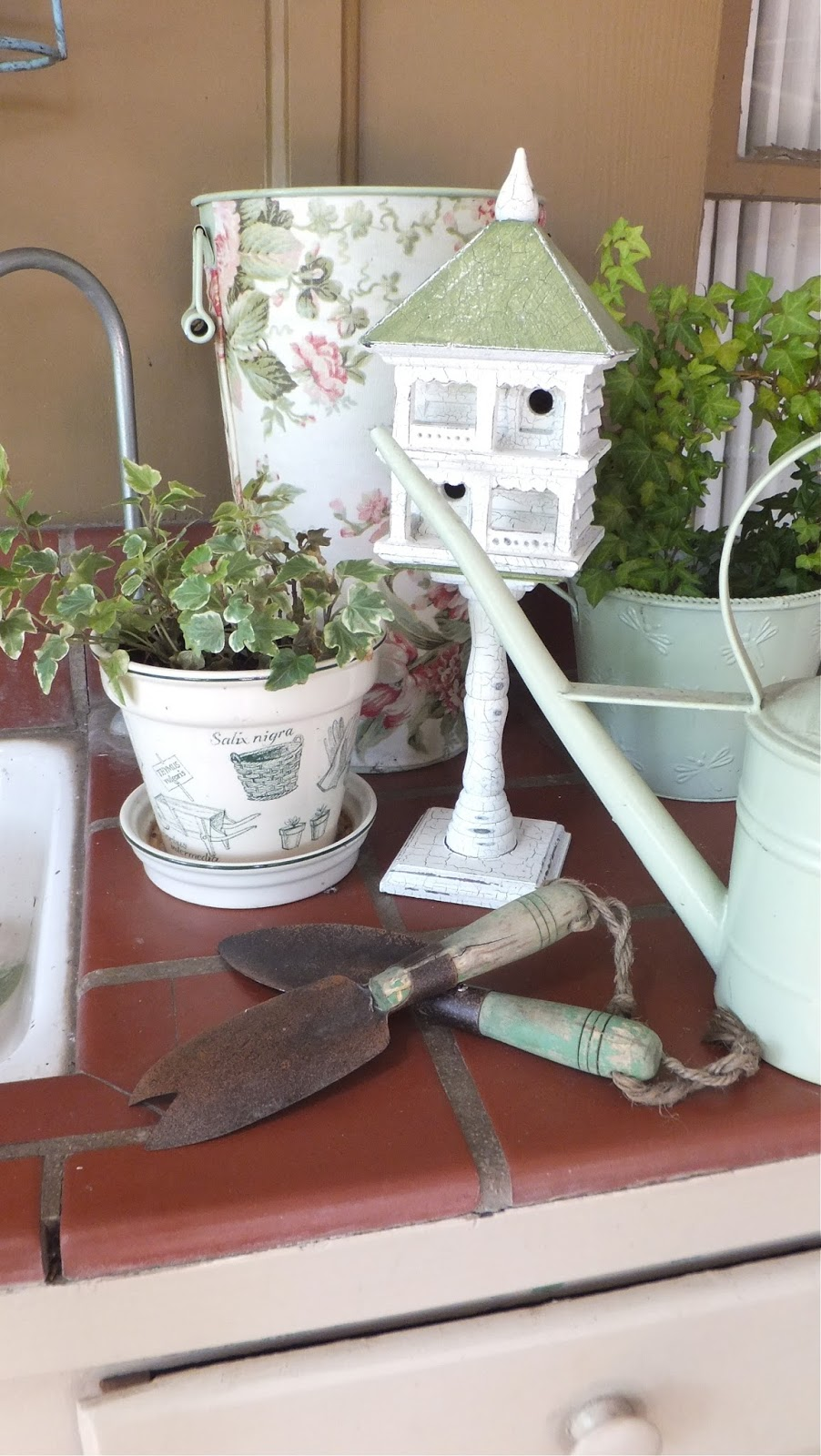 Ash Tree Cottage Spring And Summer Porch Ideas