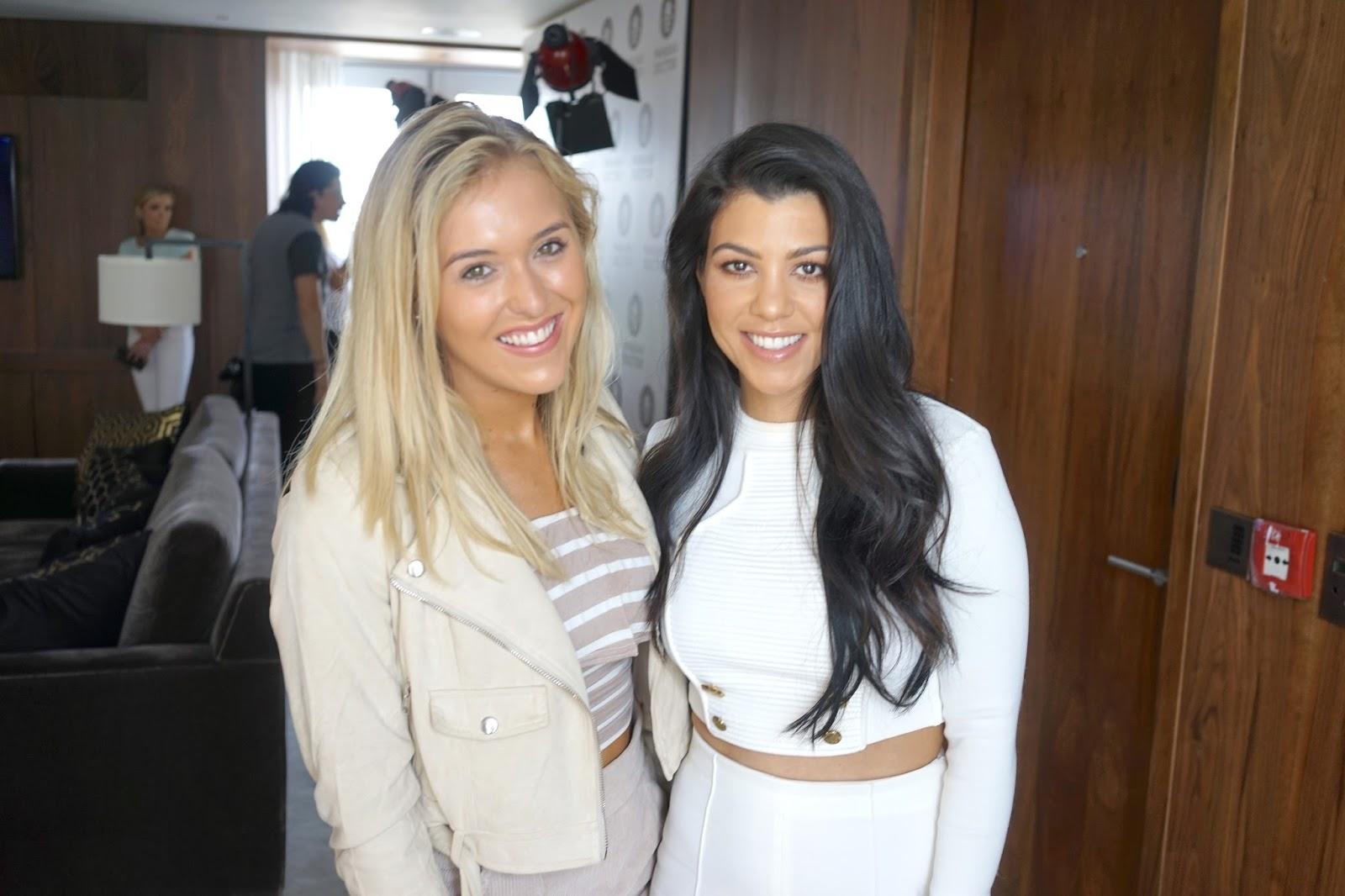 kourtney kardashian beauty tips