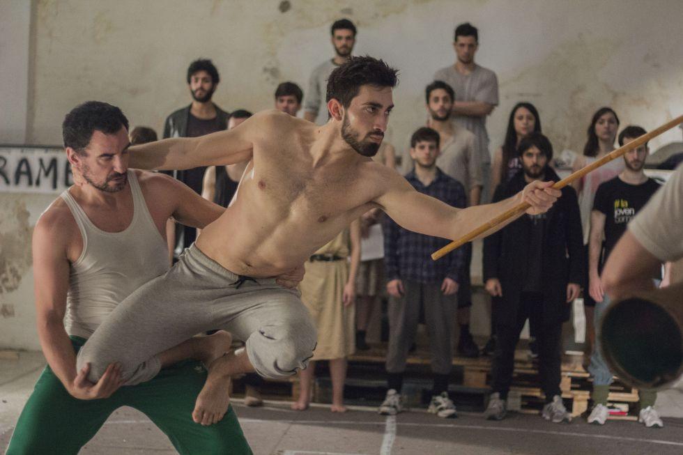 Cercadelacerca Teatro En Madrid Proyecto Homero Ilíada