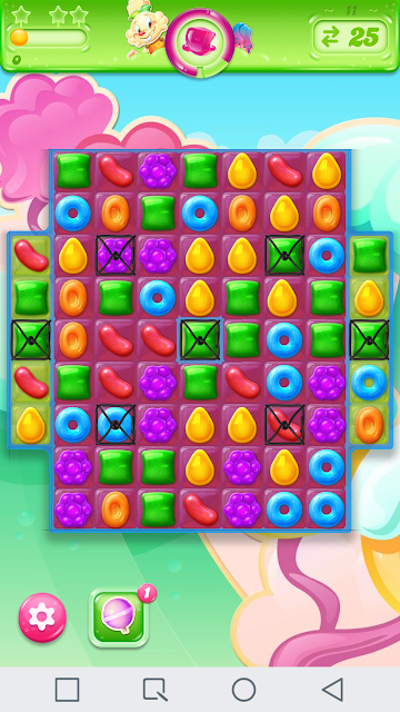 Candy Crush Jelly Saga Game Review