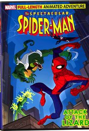Watch The Spectacular Spider-Man: Attack of the Lizard Online Free 2008 Putlocker