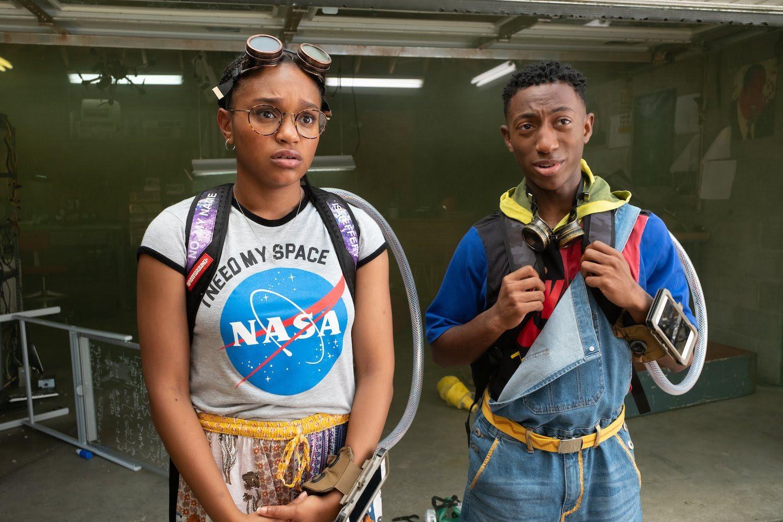 See You Yesterday : 刑事の早とちりで射殺されるお兄ちゃんを救え ! !、アフリカ系の旗手のスパイク・リー監督が仕掛け人をつとめたSFショート・フィルムの傑作を、Netflix が長編化したタイム・トラベル・アドベンチャー「シー・ユー・イエスタデイ」の予告編を初公開 ! !