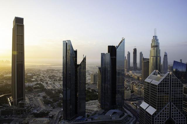 #Dubai Business Hub's Profit Slumps as Virus Relief Weighs - Bloomberg