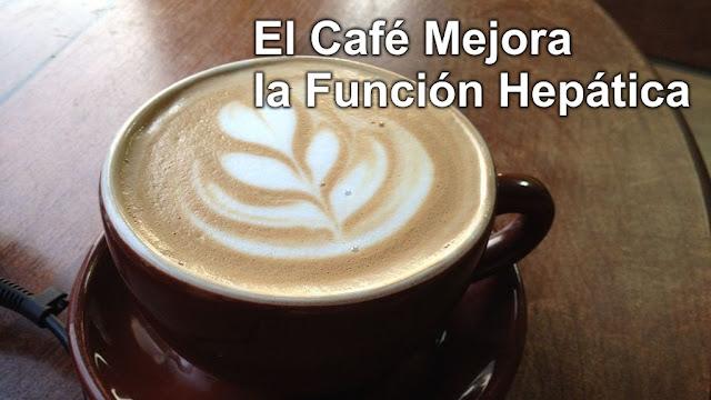 El Café Mejora la Función Hepática