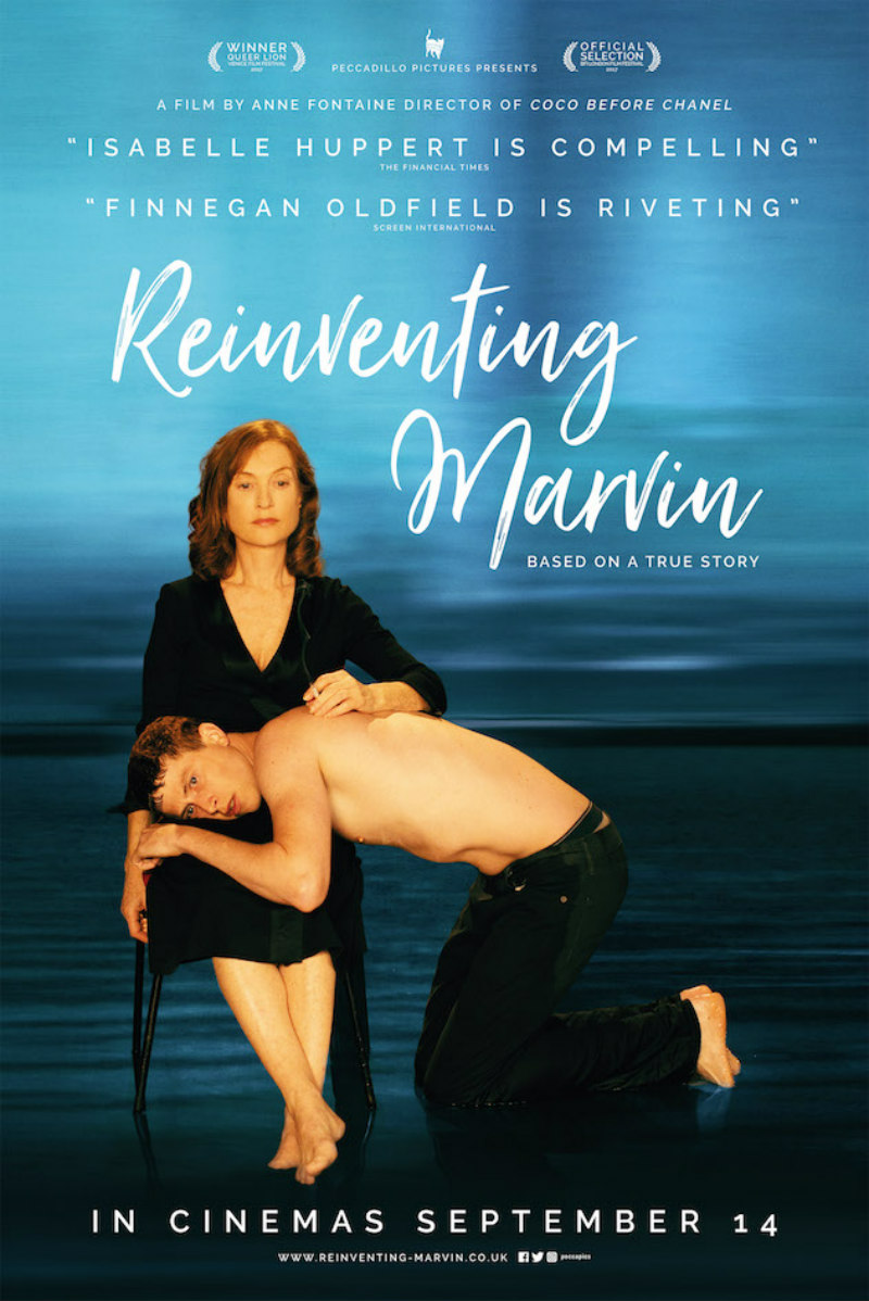 reinventing marvin poster