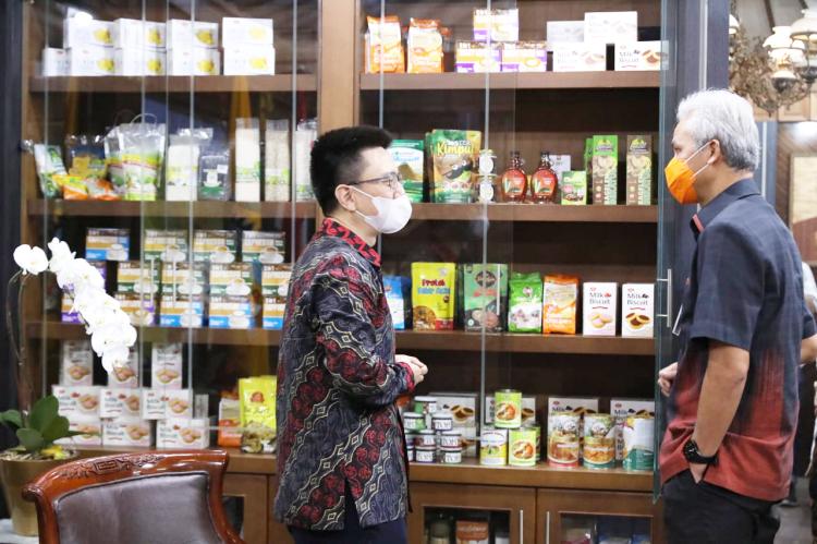 Shopee Akan Beri Pelatihan Bisnis Pelaku UMKM di Jateng