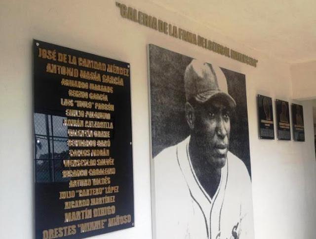 El Salón de la Fama de Matanzas abrió sus puertas el 4 de febrero de 2016, en el estadio Palmar de Junco, ubicado en el barrio de Pueblo Nuevo, de esta ciudad, a 100 kilómetros al este de La Habana