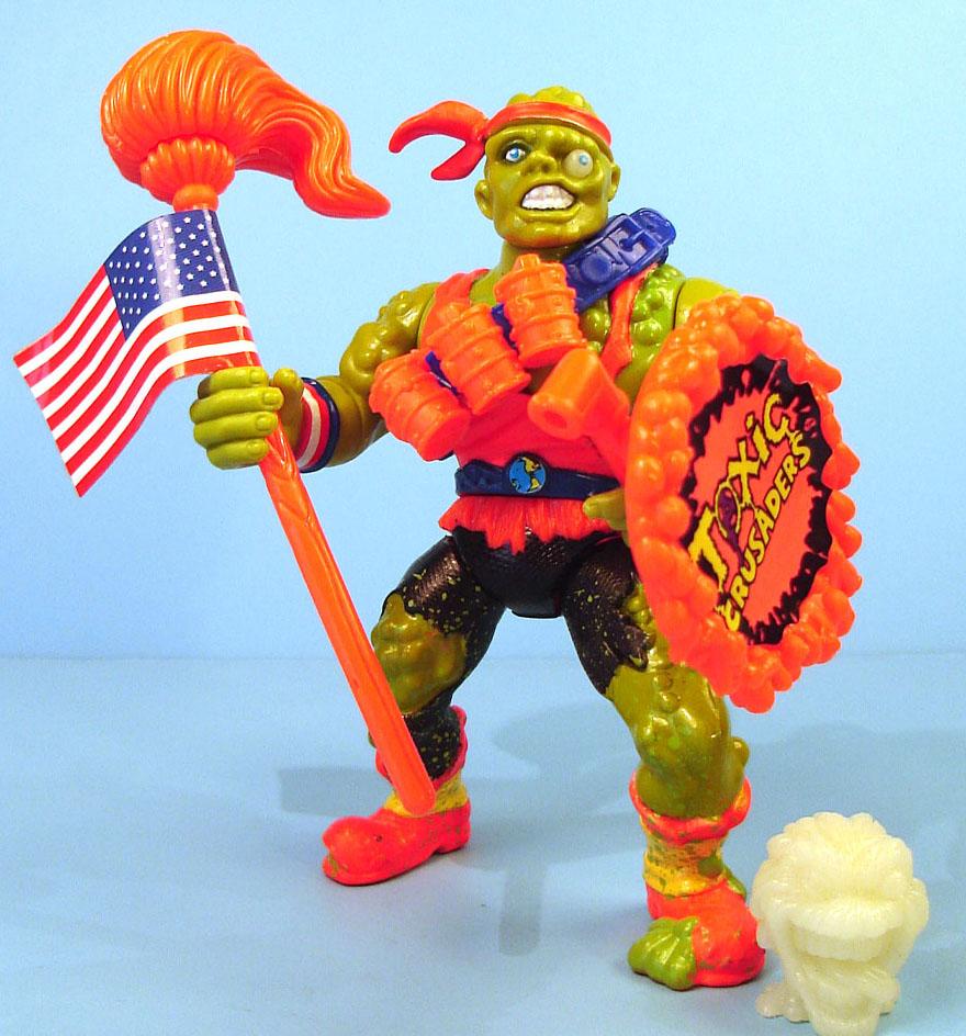 Toxic Crusader Toys 108