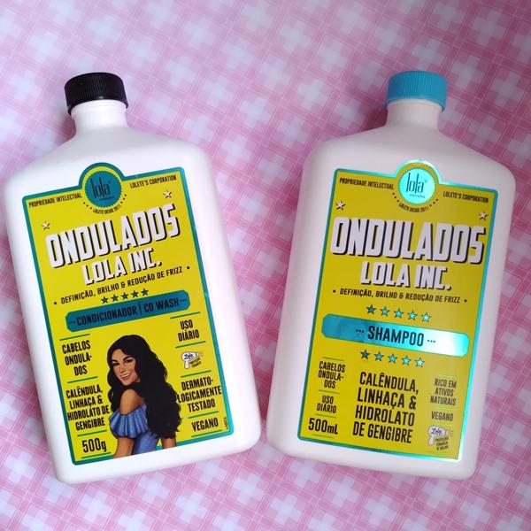 Minhas-comprinhas-de-produtos-pra-cabelo-shampoo-condicionador-ondulados-Lola