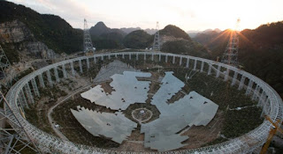 Demi Teleskop Radio Raksasa, Otoritas China Akan Menggusur Lebih dari 10.000 Ribu Warganya