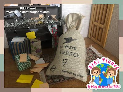 kiki Monchhichi conte noël Christmas story