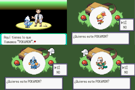 Pokemon Fusion 3 GBA ROM Hack Download