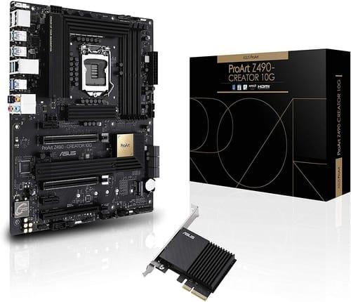 ASUS ProArt Z490-CREATOR Motherboard