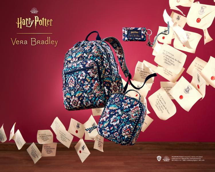 Vera Bradley Harry Potter Collection