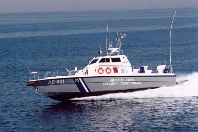 Πρέβεζα: Ακυβερνησία Ι/Φ σκάφους στην Πρέβεζα