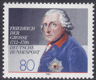 Germany 1986 King Frederick the Great
