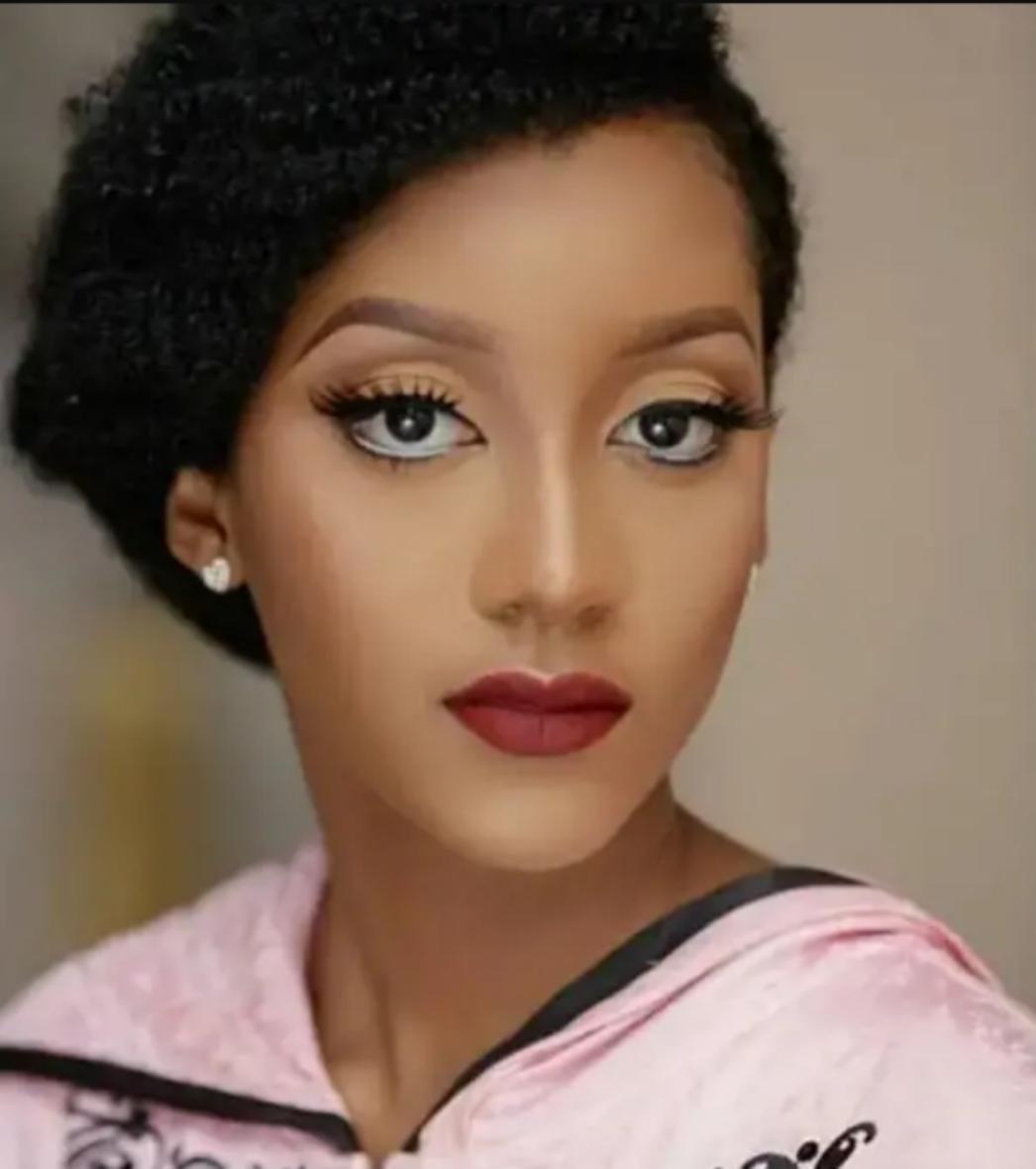 Meat Zahra Ado Bayero who is the fiancée of Yusuf Buhari