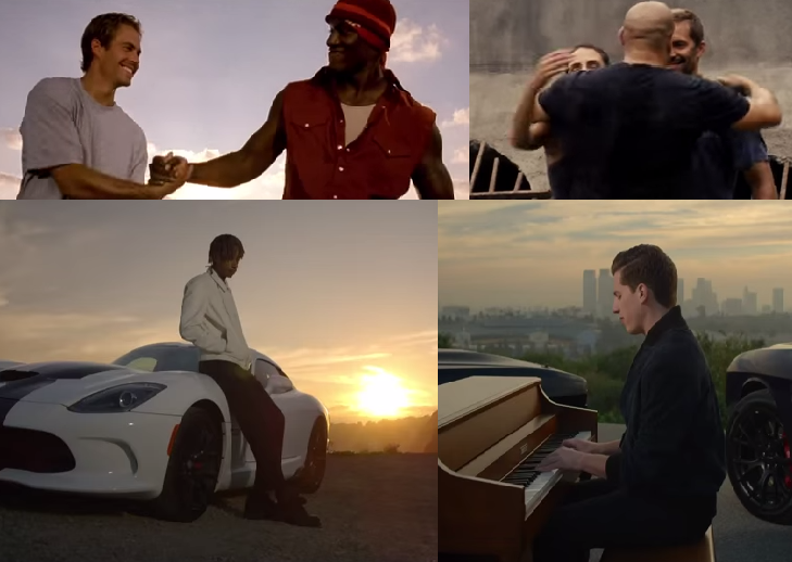 "Wiz Khalifa ""See You Again"" Music Video  Ft. Charlie Puth - Furious 7 In Memory Of Paul Walker"