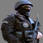 police in spanish