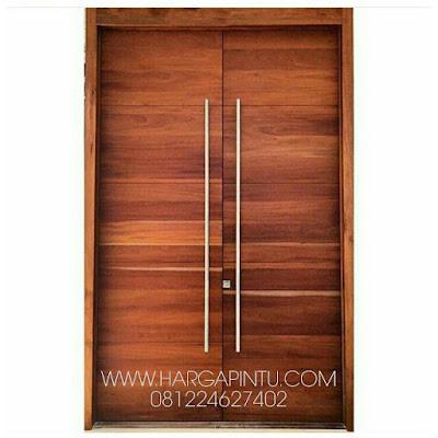 Model Pintu Untama Rumah Mewah